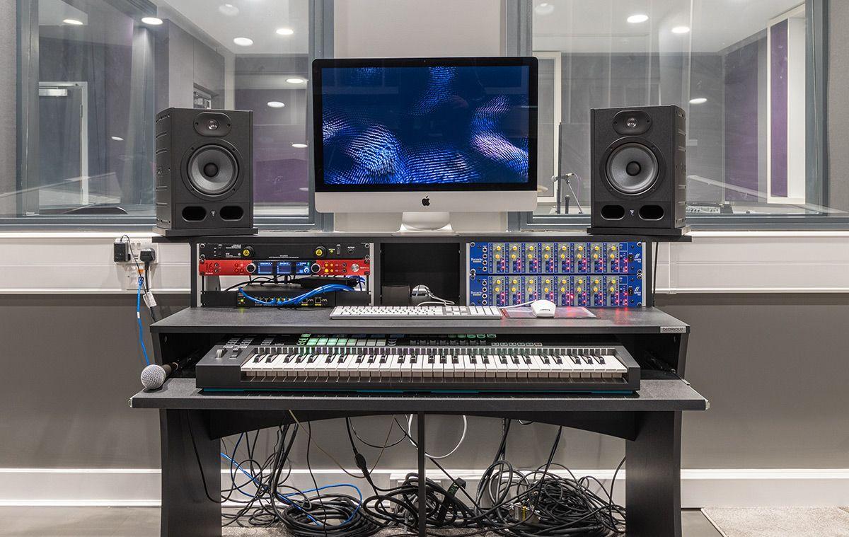 Control Room 1
