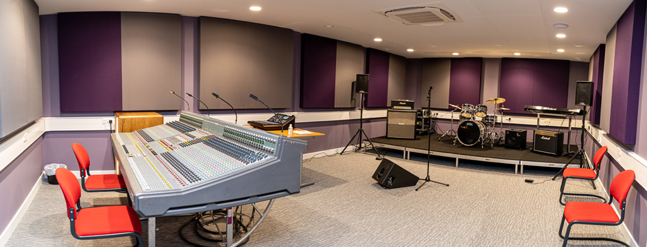 Rehearsal Room 8